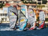 In the lead of the pack (Pic: Carter/PWAworldtour).
