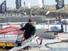 Kasper Larsen won the first heat easily