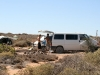 Our camp in Gnaraloo
