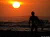 Surfer at Pacasmayo