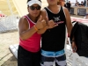 MC Han, the organizer of the Slalom event in Korea, and his friend came to Alacati