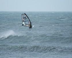 Jeri winds...