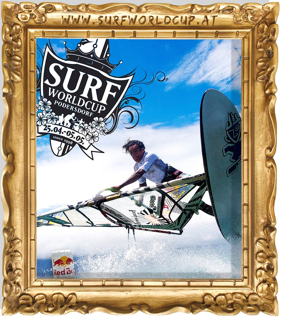 The Surf Worldcup event poster 2013 (Source: SWC).