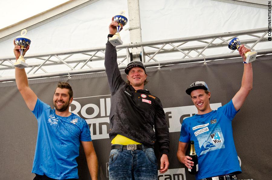 Gunnar Asmussen wins