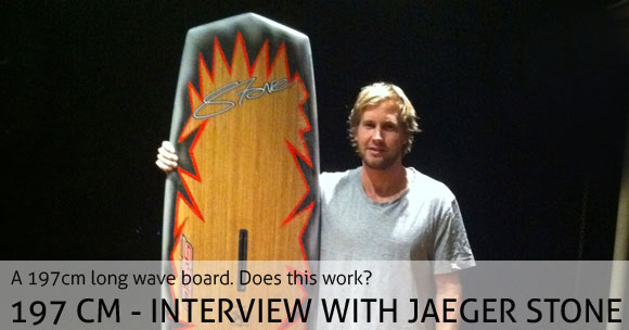 Jaeger Stone about the latest shapes - Interview