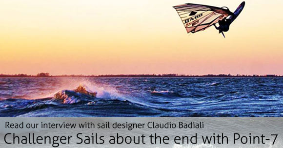 Claudio Badiali about the end with Point-7 - Interview