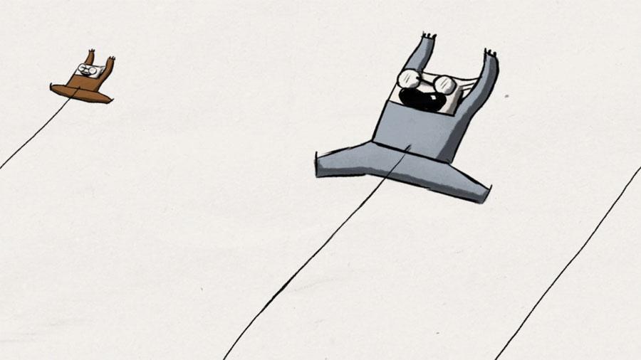 Wind Comic