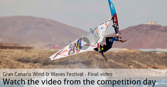 Gran Canaria Wind & Waves Festival 2014 - Video Day 7