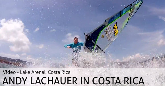 Andy Lachauer in Costa Rica - Video