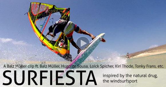 Surfiesta - a Balz Müller Clip
