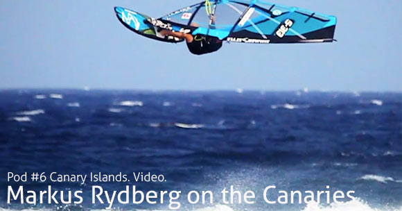 Pod #6 Canary Islands – Markus Rydberg