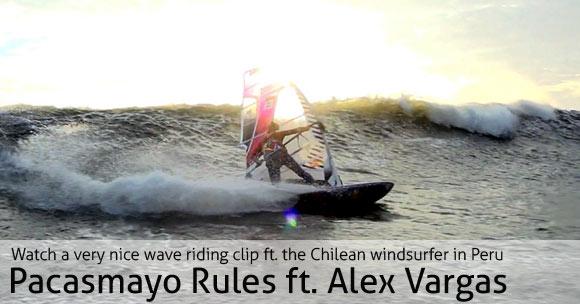Pacasmayo Rules ft. Alex Vargas