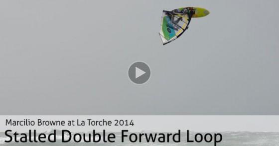 Double Forward Loop Stalled - Marcilio Browne