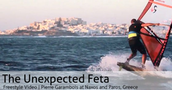 The unexpected feta - Video