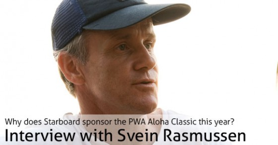 Talking with Svein Rasmussen about the Aloha Classic 2014