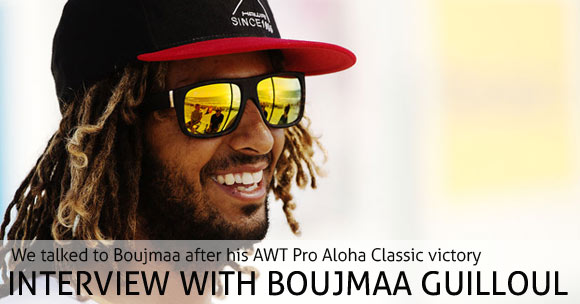 Interview with Boujmaa Guilloul