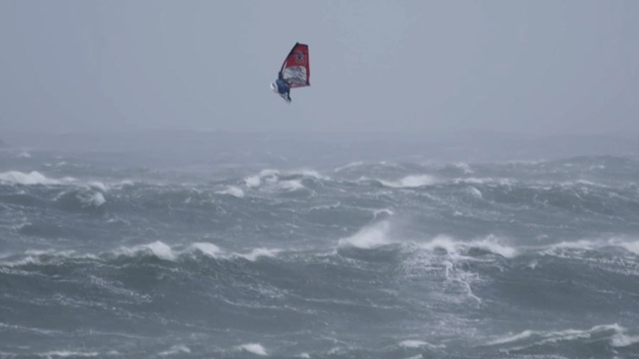 Red Bull Storm Chase Daniel Bruch