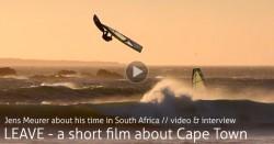 Jens Meurer about Cape Town 2014