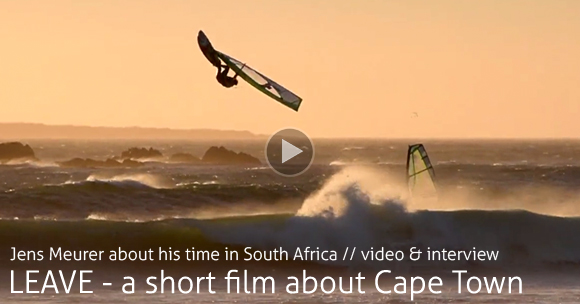 """""""Leave"""" Cape Town 2014 - Video"""
