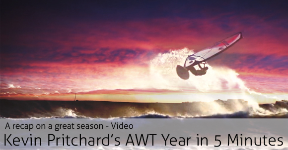 Kevin Pritchard's AWT year in 5 minutes - Video