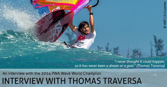 Interview with Thomas Traversa