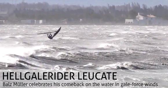 Hellgalerider Leucate ft. Balz Müller