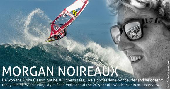 Interview with Morgan Noireaux