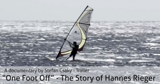 """""""One Foot Off"""" - The Story of Hannes Rieger"""