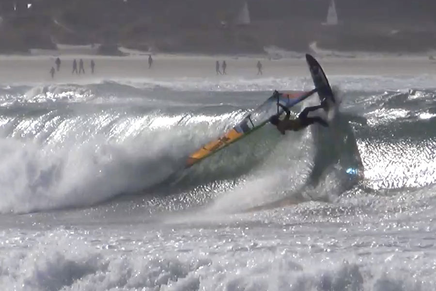 Thomas Traversa Frontside Wave 360
