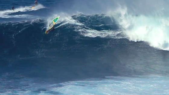 Big Wave Action at Jaws