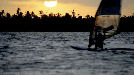 Places - a windsurfing video from Brazil