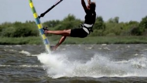 Windsurfing in Meldorf