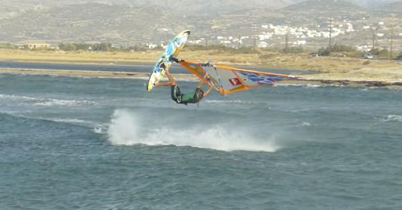 Naxos Windsurf ft. Stam Promponas