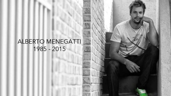 R.I.P. Alberto Menegatti