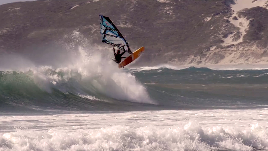 Klaas Voget on the new Stubby at South Africa