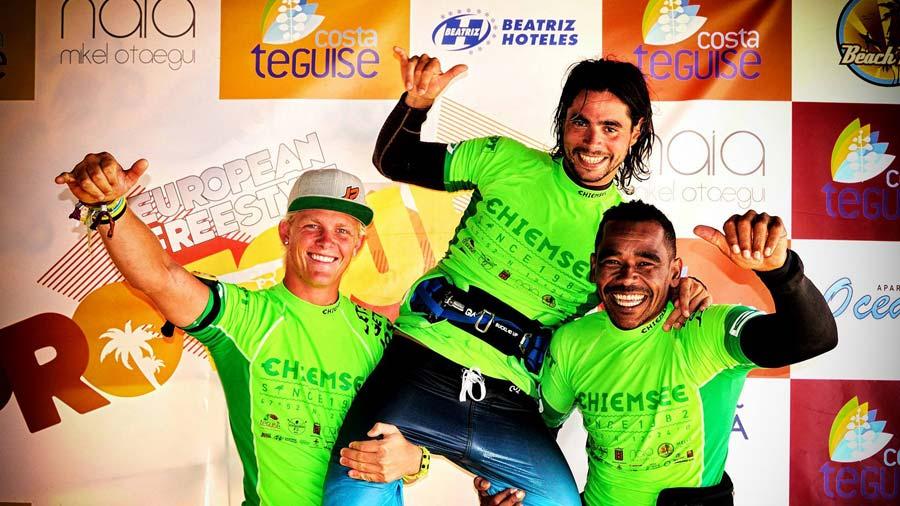 Antony Ruenes wins EFPT Lanzarote 2015