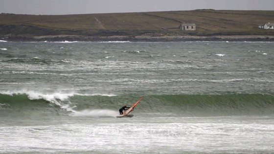Timo Mullen at Northern Ireland