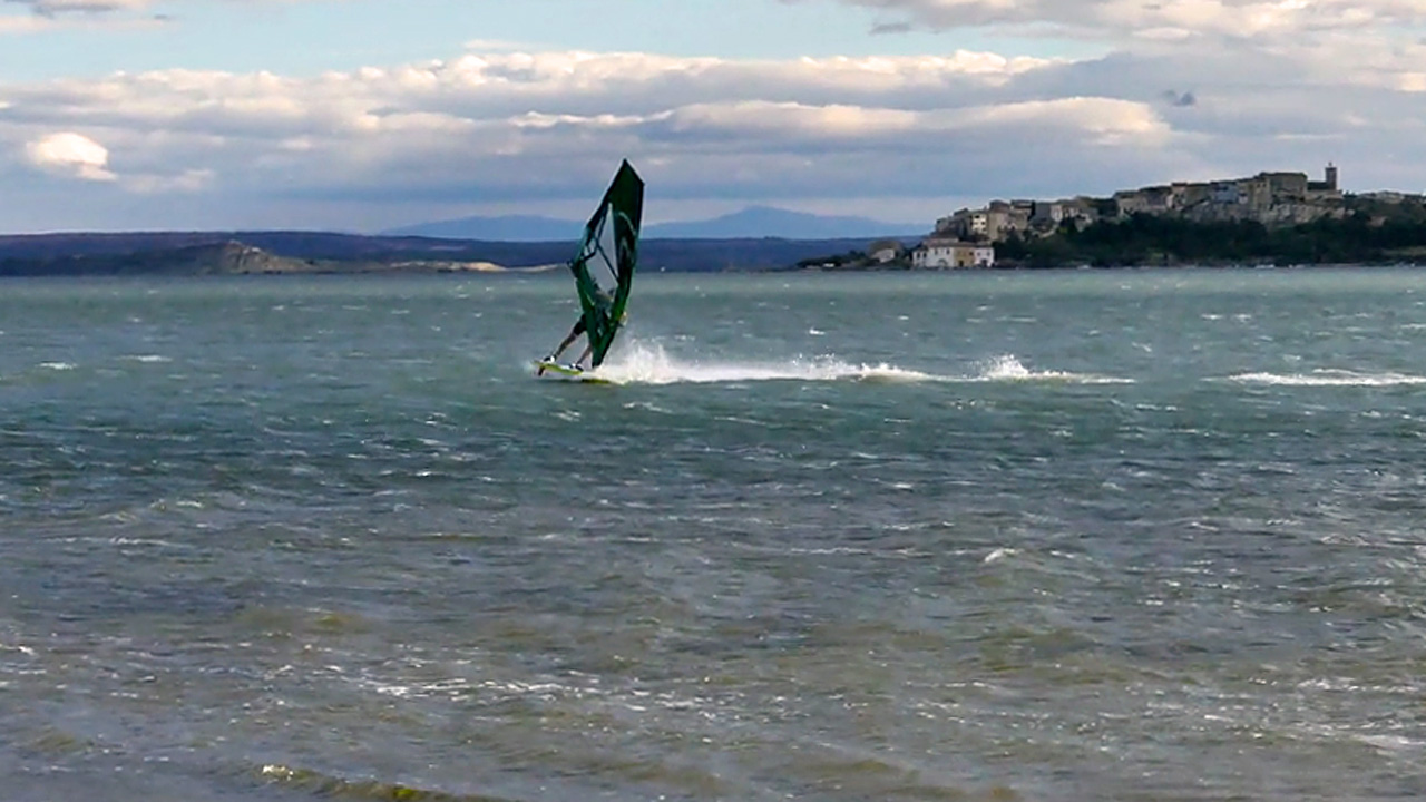 Freestyle action in France