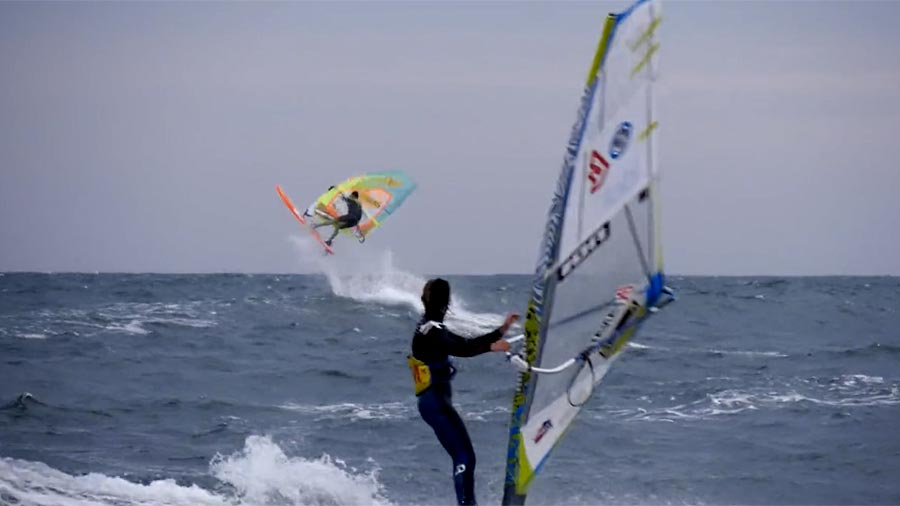 Windsurfing Carro
