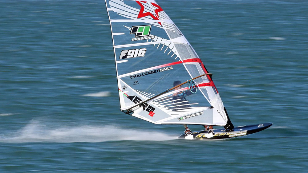 Pascal Toselli on Challengersails