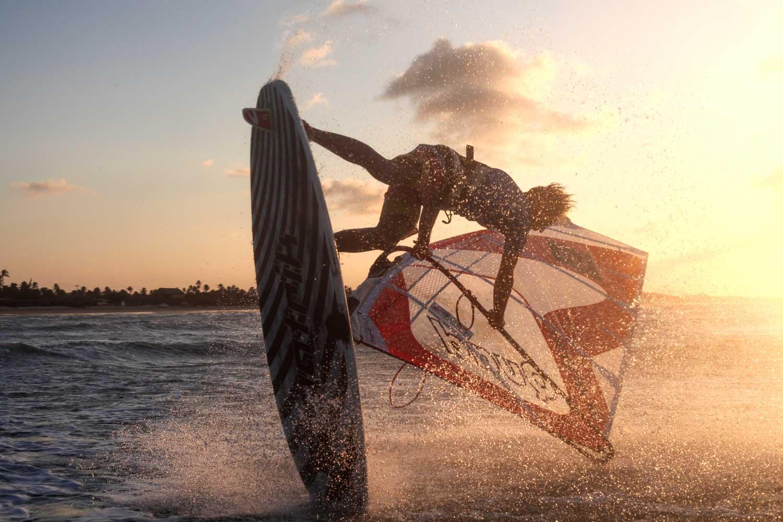 Adrian Beholz in Brazil - Pic: Lena Kyte