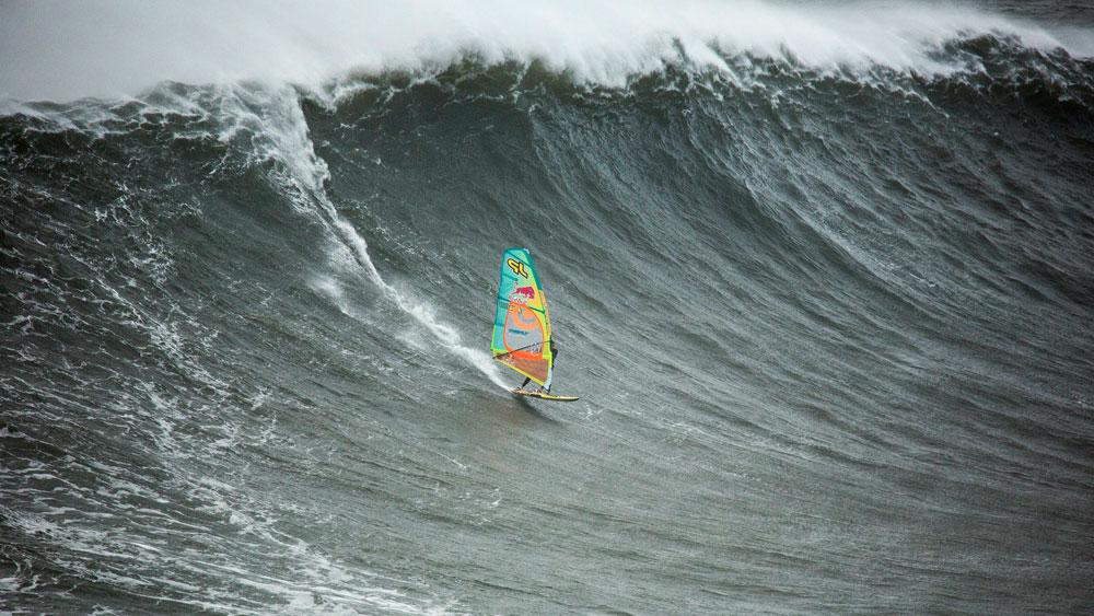 Jason Polakow - Pic: Jorge Leal / Red Bull Content Pool
