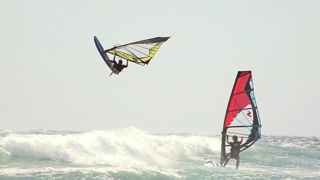 Matteo Iachino in Tenerife