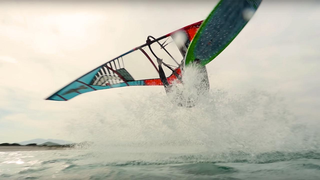 Dieter van der Eyken in Wind Driven Journey episode 2