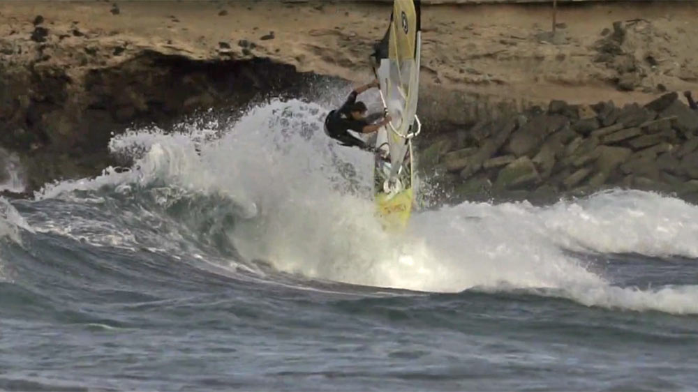 Marcilio Browne on Gran Canaria