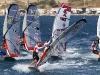 Micah Buzianis leads the pack - Pic: PWA/John Carter