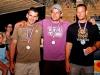 Top three Croatian Slalom sailors 2012 - 1st Berlengi, 2nd Belamaric, 3rd Desnica