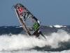 Alex Mussolini with a Taka - Pic: www.windsurfingtenerife.com