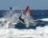 Alex Mussolini Cutback - Pic: www.windsurfingtenerife.com
