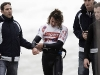 Phil Soltysiak hurt - Pic: PWA/John Carter
